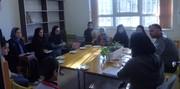 هفتمین انجمن ادبی مهتاب کانون سبزوار