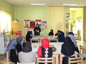 کارگاه تخصصی تصویرگری کتاب کودک ،ویژه اعضای نوجوان