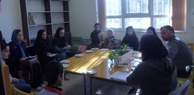 هفتمین انجمن ادبی مهتاب کانون سبزوار برگزار شد