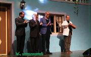 نکوداشت مصطفی رحماندوست، گشایش نگارخانه شهید محمدطاها