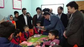 افتتاح پایگاه فرهنگی هنری کانون در کوی عین دو اهواز