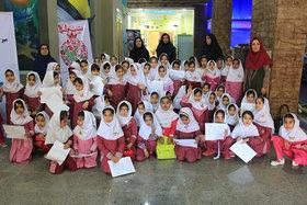 ویژه برنامه هفته پژوهش با حضور دانشآموزان دبستان ملی گاز