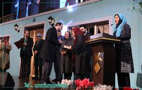 نکوداشت احترام برومند در جشنواره قصهگویی برگزار شد