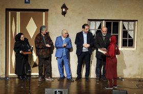 در ایستگاه پایان بیست و یکمین جشنواره بین المللی قصه گویی