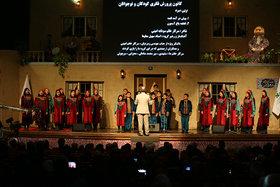 تجلیل از برگزیدگان بیستویکمین جشنواره بینالمللی قصهگویی(۱)
