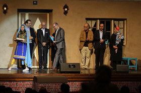 تجلیل از برگزیدگان بیستویکمین جشنواره بینالمللی قصهگویی