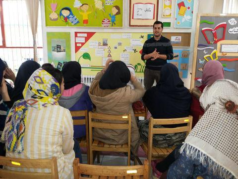 هفتهی پژوهش در مراکز کانون آذربایجان شرقی (2)