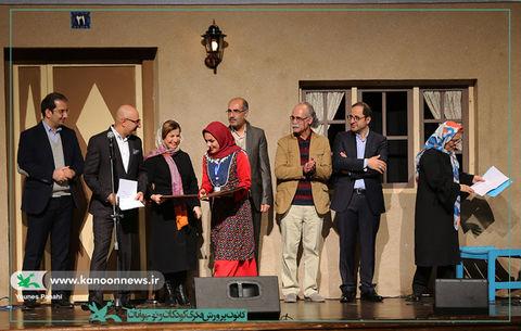 برگزیدگان بیستویکمین جشنواره بینالمللی قصهگویی در مراسم پایانی این رویداد معرفی و تقدیر شدند.
