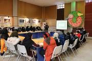 اولین جلسه انجمن فیلم سازی و پویا نمایی در اراک