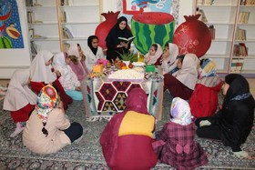 جشن یلدا در مراکز کانون استان برگزار شد