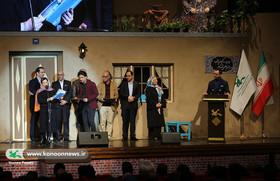 جایزه ویژه بیست و یکمین جشنواره بین المللی قصه گویی به مربی کانون رسید