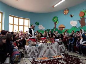 برپایی آیین شب یلدا در مراکز کانون استان کرمانشاه