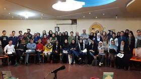 انجمن ادبی آفرینش کانون استان تهران برگزار شد