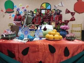 جشن یلدا در مراکز فرهنگیهنری کانون گلستان