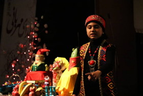 نگاهی به برگزاری جشن شب یلدا در مراکز کانون استان تهران( ۲)