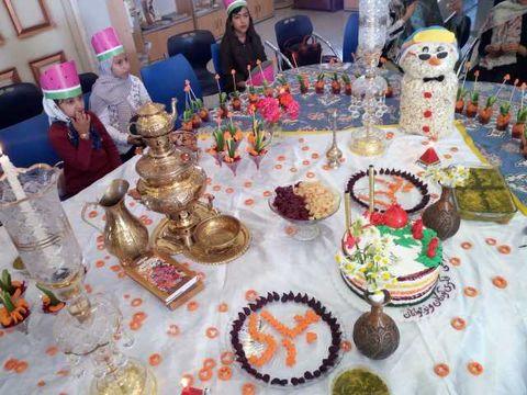 جشن یلدا در مراکز کانون کرمان