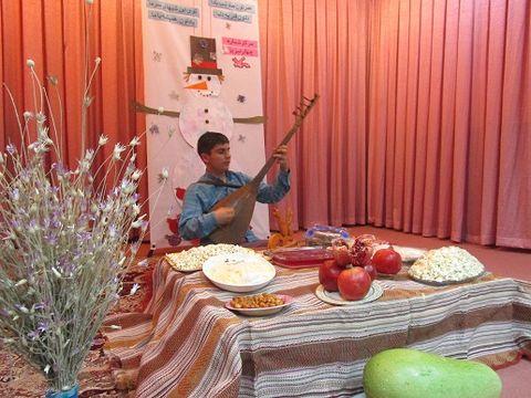 جشنهای طولانیترین شب سال در مراکز کانون آذربایجان شرقی