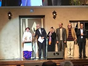 درخشش عضو کانون خراسان رضوی در بیستویکمین جشنواره بینالمللی قصهگویی
