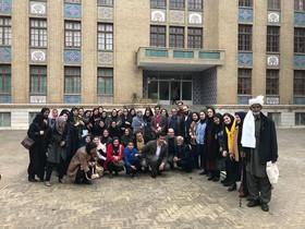مربیان کانون خراسان رضوی در بیستویکمین جشنواره بینالمللی قصهگویی
