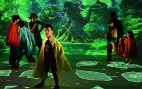 اولین بازی، تئاتر دیجیتالی ویژه کودکان و نوجوانان به روی صحنه میرود