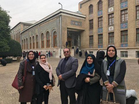حضور قصه گویان خراسان رضوی در بیست و یکمین جشنواره قصه گویی