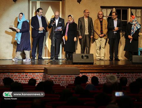 افتخار آفرینی کانون البرز در بیست و یکمین جشنواره بینالمللی قصهگویی