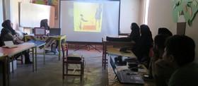 برگزاری کارگاه آموزشی پویانمایی برای مربیان فرهنگی کانون استان قزوین