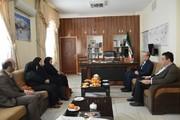 فرماندار جوانرود: کانون پرورش فکری منشا کارهای فرهنگی است