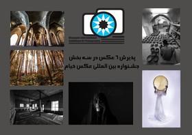 درخشش مربی هنرمند کانون استان کرمانشاه در جشنواره بینالمللی عکس خیام
