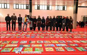 داوری هفتمین دوسالانه ملی هنرهای تجسمی کانون آغاز شد