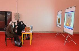 داوری هفتمین دوسالانه ملی هنرهای تجسمی کانون
