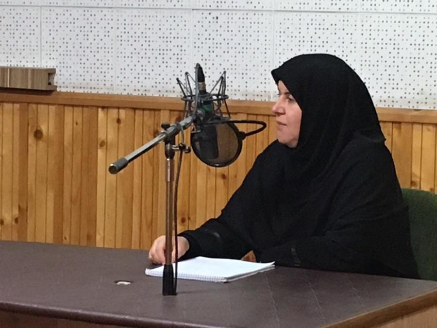 تشریح عملکرد کانون استان کرمانشاه در برنامه زنده رادیو و تلویزیونی