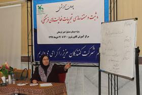 پودمان آموزشی ثبت و مستندسازی تجربیات فعالیتهای فرهنگی در مرکز آموزش کانون تبریز