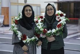 گزارش تصویری استقبال از قصه گویان برتر و شایسته تقدیر بیست و یکمین جشنواره بین المللی قصه گویی -آذر ۹۷
