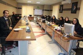 دومین نشست تخصصی مربیان ادبی کانون آذربایجان شرقی برگزار شد