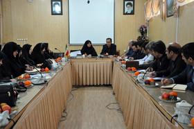 نشست مدیران مدارس ناحیه یک آموزشوپرورش و مراکز پنجگانه کانون اردبیل