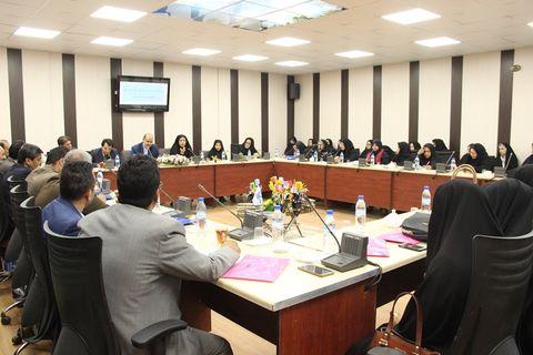 نشست تخصصی معرفی کانون زبان در سیستان و بلوچستان برگزار شد
