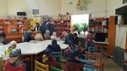 اعضای فعال کتابخوان کانون سنقر تجلیل شدند