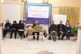 نشست مشترک مربیان مسئول مراکز و مسئولان ستادی کانون آذربایجان شرقی