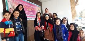 ویژهبرنامه مهر سپید مرکز ۷ کانون استان قم