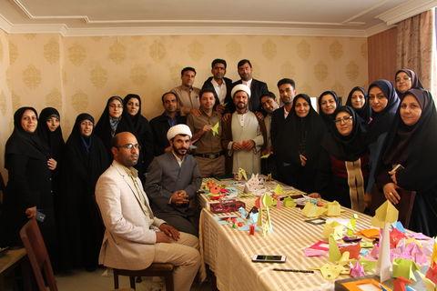 دوره آموزش مربیان فرهنگی کانون کرمان در مشهد