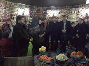 جشنواره قصهگویی «خان ننه ناغیلی» و مسابقه بهترین لباس محلی دختران با همکاری کانون مشگین شهر