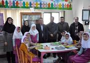 بازدید مدیرکل کانون استان اردبیل از مراکز شهرستان گرمی و دیدار با فرماندار