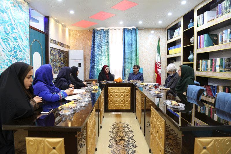 حضور شهردار بوشهر در کانون پرورش فکری