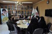 جلسه هماندیشی مدیرکل کانون استان با مربیان مسئول مراکز فرهنگی هنری اردبیل