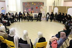 نوجوانان تهرانی با راز و رمزهای هنر نمایش آشنا میشوند
