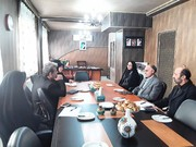 اعضای کانون استان کرمانشاه برای رادیو برنامه میسازند