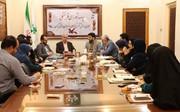 برگزاری شورای فرهنگی کانون گیلان با حضور نماینده مردم رشت درمجلس