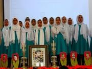 گرامیداشت چهارمین سالروز شهادت شهید اللهدادی در کانون پاریز