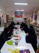 جلسهی کمیته کودک و نوجوان، کارگروه امور بانوان و خانواده در کانون نمین